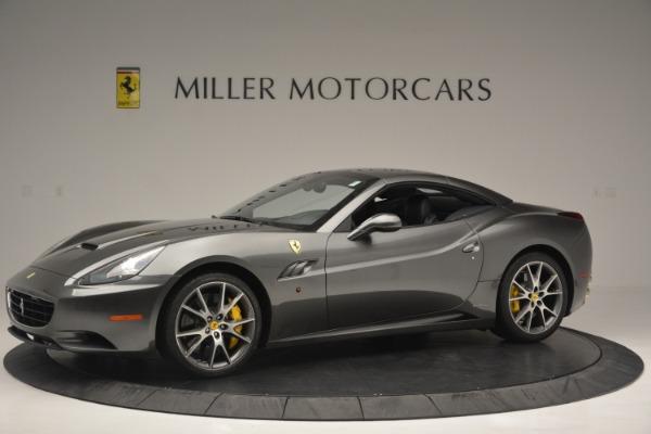 Used 2013 Ferrari California 30 for sale $113,900 at Aston Martin of Greenwich in Greenwich CT 06830 14