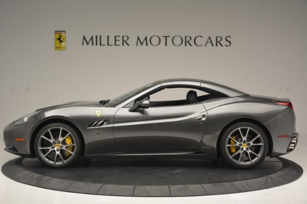 Used 2013 Ferrari California 30 for sale $110,900 at Aston Martin of Greenwich in Greenwich CT 06830 15