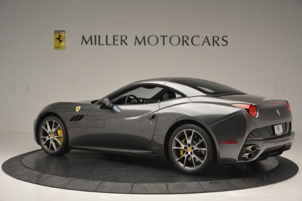 Used 2013 Ferrari California 30 for sale $110,900 at Aston Martin of Greenwich in Greenwich CT 06830 16