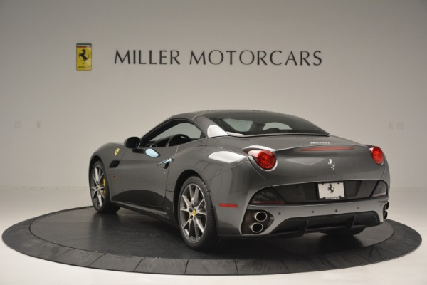 Used 2013 Ferrari California 30 for sale $113,900 at Aston Martin of Greenwich in Greenwich CT 06830 17