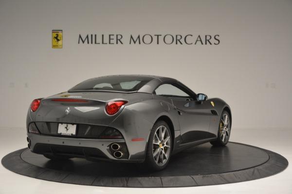 Used 2013 Ferrari California 30 for sale $110,900 at Aston Martin of Greenwich in Greenwich CT 06830 19