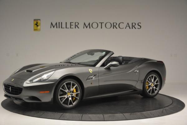 Used 2013 Ferrari California 30 for sale $110,900 at Aston Martin of Greenwich in Greenwich CT 06830 2