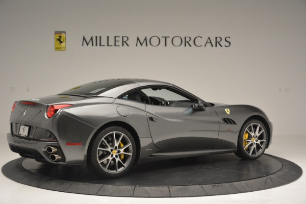 Used 2013 Ferrari California 30 for sale $113,900 at Aston Martin of Greenwich in Greenwich CT 06830 20