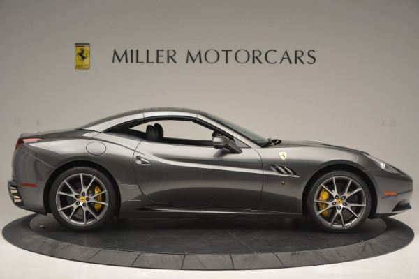 Used 2013 Ferrari California 30 for sale $110,900 at Aston Martin of Greenwich in Greenwich CT 06830 21