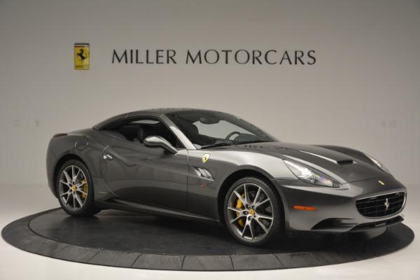 Used 2013 Ferrari California 30 for sale $110,900 at Aston Martin of Greenwich in Greenwich CT 06830 22