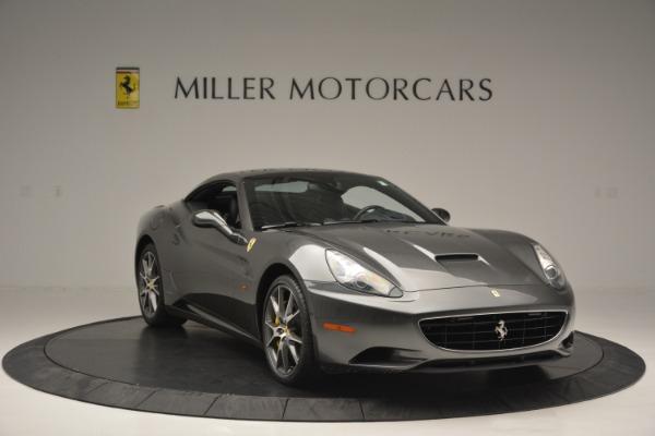 Used 2013 Ferrari California 30 for sale $110,900 at Aston Martin of Greenwich in Greenwich CT 06830 23