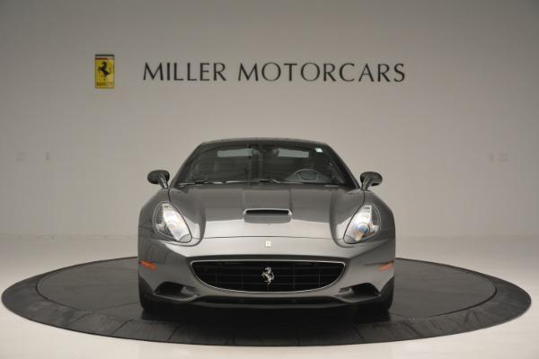 Used 2013 Ferrari California 30 for sale $110,900 at Aston Martin of Greenwich in Greenwich CT 06830 24