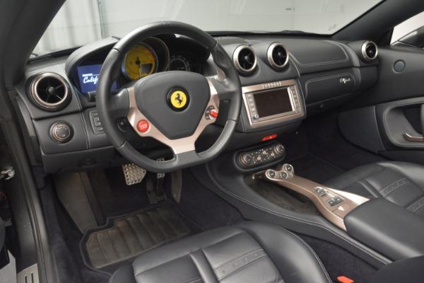 Used 2013 Ferrari California 30 for sale $113,900 at Aston Martin of Greenwich in Greenwich CT 06830 25