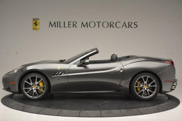 Used 2013 Ferrari California 30 for sale $113,900 at Aston Martin of Greenwich in Greenwich CT 06830 3