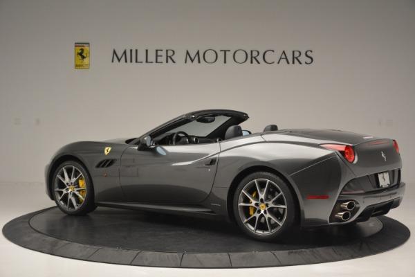 Used 2013 Ferrari California 30 for sale $113,900 at Aston Martin of Greenwich in Greenwich CT 06830 4