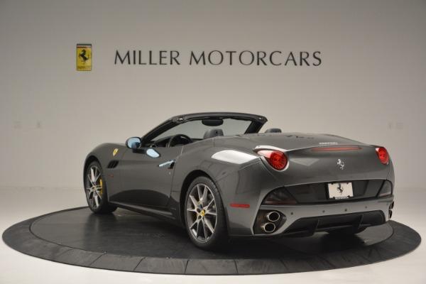 Used 2013 Ferrari California 30 for sale $113,900 at Aston Martin of Greenwich in Greenwich CT 06830 5