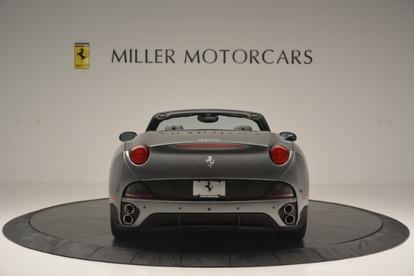 Used 2013 Ferrari California 30 for sale $113,900 at Aston Martin of Greenwich in Greenwich CT 06830 6