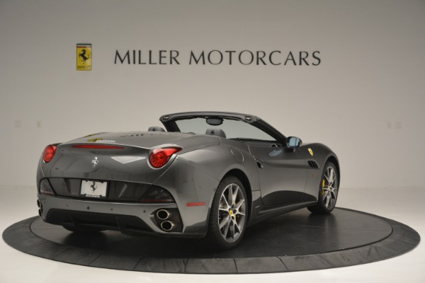 Used 2013 Ferrari California 30 for sale $113,900 at Aston Martin of Greenwich in Greenwich CT 06830 7