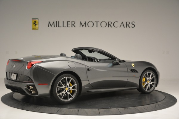 Used 2013 Ferrari California 30 for sale $110,900 at Aston Martin of Greenwich in Greenwich CT 06830 8