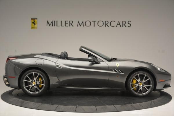 Used 2013 Ferrari California 30 for sale $113,900 at Aston Martin of Greenwich in Greenwich CT 06830 9
