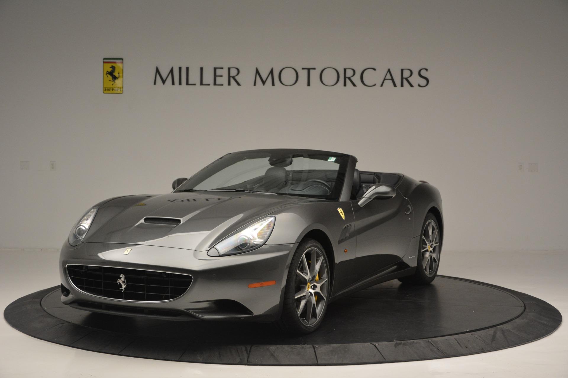Used 2013 Ferrari California 30 for sale $113,900 at Aston Martin of Greenwich in Greenwich CT 06830 1
