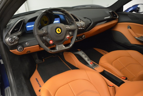 Used 2018 Ferrari 488 GTB for sale Sold at Aston Martin of Greenwich in Greenwich CT 06830 20