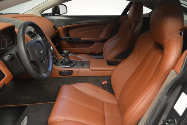 Used 2017 Aston Martin V12 Vantage S for sale Sold at Aston Martin of Greenwich in Greenwich CT 06830 15