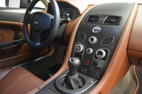 Used 2017 Aston Martin V12 Vantage S for sale Sold at Aston Martin of Greenwich in Greenwich CT 06830 18