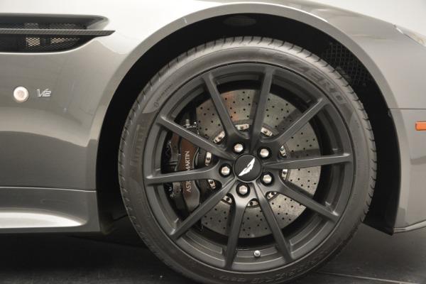 Used 2017 Aston Martin V12 Vantage S for sale Sold at Aston Martin of Greenwich in Greenwich CT 06830 23