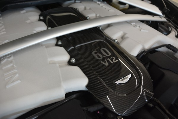 Used 2017 Aston Martin V12 Vantage S for sale Sold at Aston Martin of Greenwich in Greenwich CT 06830 25