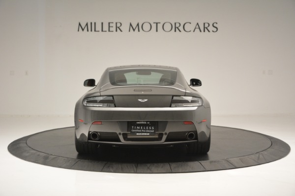 Used 2017 Aston Martin V12 Vantage S for sale Sold at Aston Martin of Greenwich in Greenwich CT 06830 6