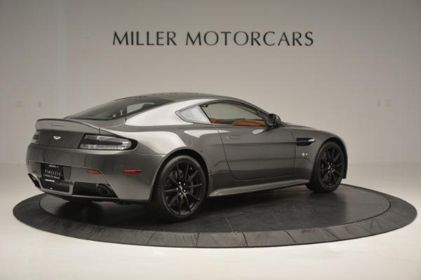 Used 2017 Aston Martin V12 Vantage S for sale Sold at Aston Martin of Greenwich in Greenwich CT 06830 8