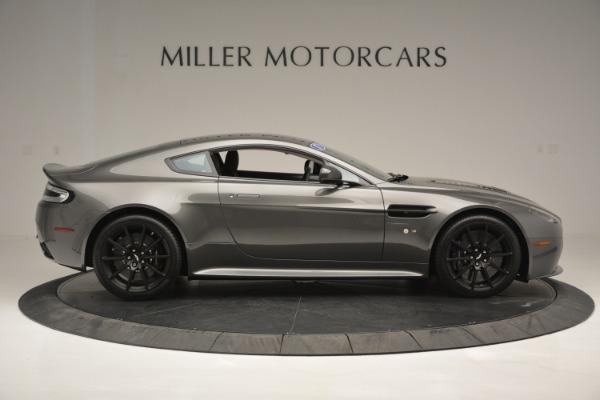 Used 2017 Aston Martin V12 Vantage S for sale Sold at Aston Martin of Greenwich in Greenwich CT 06830 9