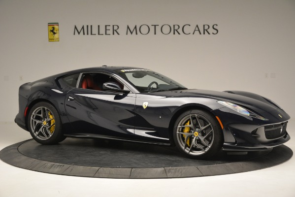 Used 2018 Ferrari 812 Superfast for sale $349,900 at Aston Martin of Greenwich in Greenwich CT 06830 11
