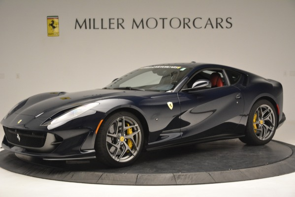 Used 2018 Ferrari 812 Superfast for sale $339,900 at Aston Martin of Greenwich in Greenwich CT 06830 2