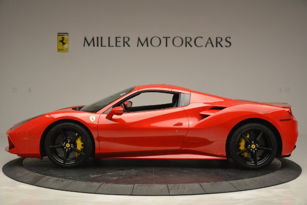 Used 2018 Ferrari 488 Spider for sale Sold at Aston Martin of Greenwich in Greenwich CT 06830 15