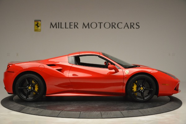 Used 2018 Ferrari 488 Spider for sale Sold at Aston Martin of Greenwich in Greenwich CT 06830 21