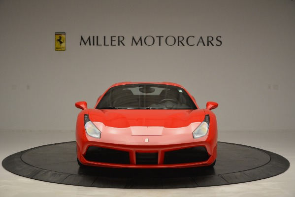 Used 2018 Ferrari 488 Spider for sale Sold at Aston Martin of Greenwich in Greenwich CT 06830 24