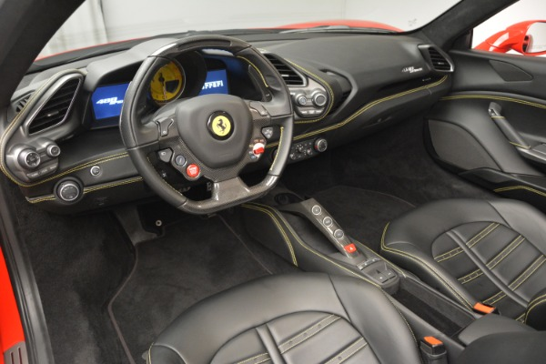 Used 2018 Ferrari 488 Spider for sale Sold at Aston Martin of Greenwich in Greenwich CT 06830 25