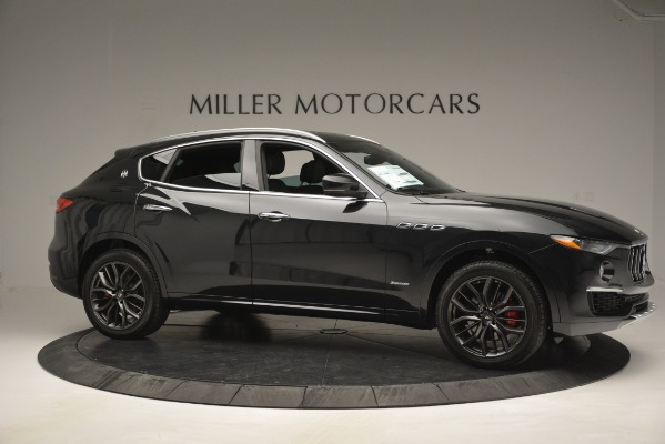 New 2019 Maserati Levante Q4 GranLusso for sale $86,940 at Aston Martin of Greenwich in Greenwich CT 06830 10