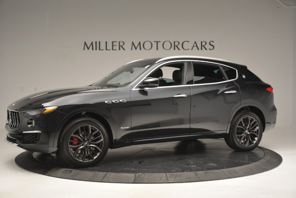 New 2019 Maserati Levante Q4 GranLusso for sale $86,940 at Aston Martin of Greenwich in Greenwich CT 06830 2