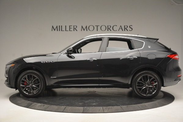 New 2019 Maserati Levante Q4 GranLusso for sale $86,940 at Aston Martin of Greenwich in Greenwich CT 06830 3