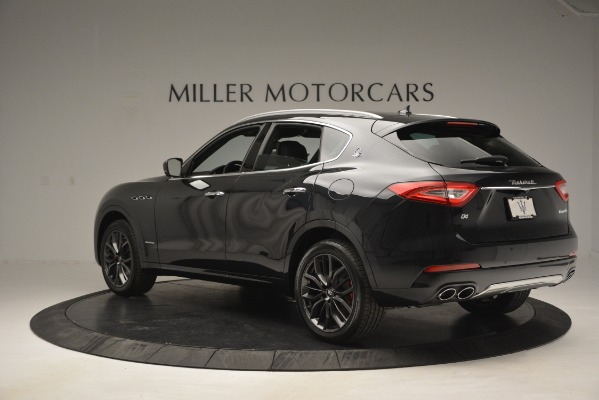 New 2019 Maserati Levante Q4 GranLusso for sale $86,940 at Aston Martin of Greenwich in Greenwich CT 06830 5