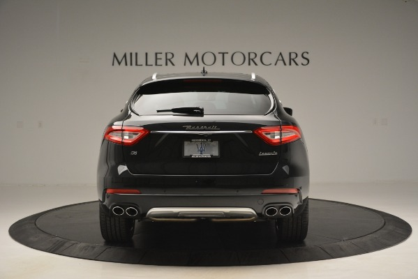 New 2019 Maserati Levante Q4 GranLusso for sale $86,940 at Aston Martin of Greenwich in Greenwich CT 06830 6