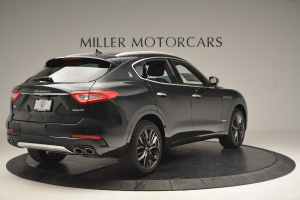 New 2019 Maserati Levante Q4 GranLusso for sale $86,940 at Aston Martin of Greenwich in Greenwich CT 06830 7
