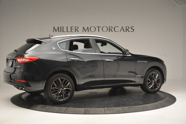 New 2019 Maserati Levante Q4 GranLusso for sale $86,940 at Aston Martin of Greenwich in Greenwich CT 06830 8