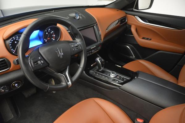 Used 2018 Maserati Levante Q4 for sale Sold at Aston Martin of Greenwich in Greenwich CT 06830 13