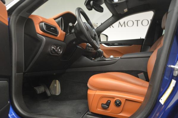 Used 2018 Maserati Levante Q4 for sale Sold at Aston Martin of Greenwich in Greenwich CT 06830 14