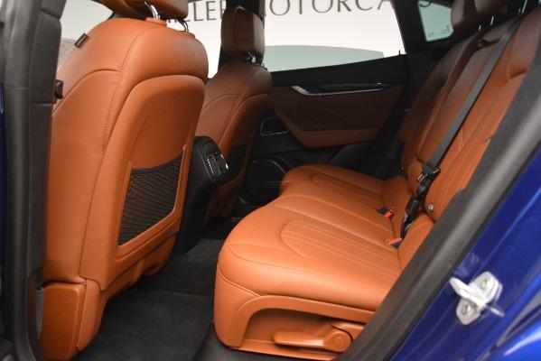 Used 2018 Maserati Levante Q4 for sale Sold at Aston Martin of Greenwich in Greenwich CT 06830 19