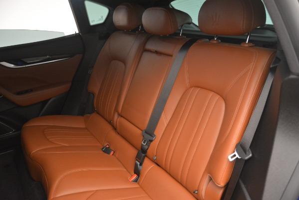 Used 2018 Maserati Levante Q4 for sale Sold at Aston Martin of Greenwich in Greenwich CT 06830 20