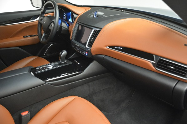 Used 2018 Maserati Levante Q4 for sale Sold at Aston Martin of Greenwich in Greenwich CT 06830 22
