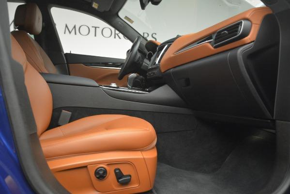Used 2018 Maserati Levante Q4 for sale Sold at Aston Martin of Greenwich in Greenwich CT 06830 23