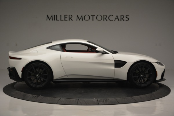 New 2019 Aston Martin Vantage for sale Sold at Aston Martin of Greenwich in Greenwich CT 06830 9