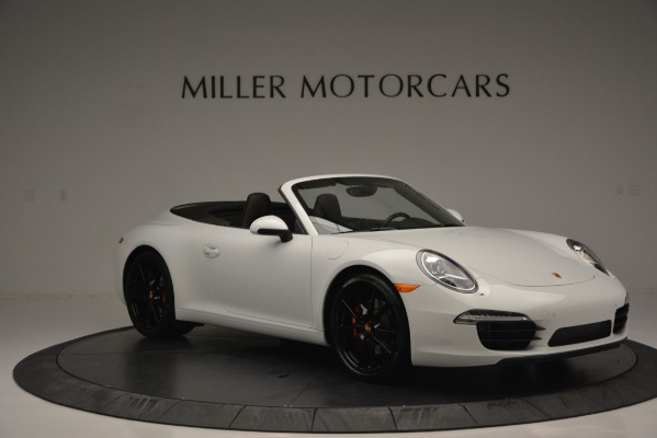 Used 2015 Porsche 911 Carrera S for sale Sold at Aston Martin of Greenwich in Greenwich CT 06830 11
