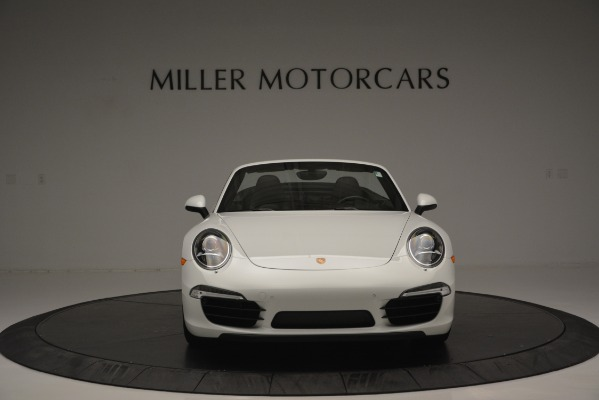 Used 2015 Porsche 911 Carrera S for sale Sold at Aston Martin of Greenwich in Greenwich CT 06830 13